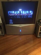 Panasonic Rear Projection TV -  SOLD Endeavour Hills Casey Area Preview