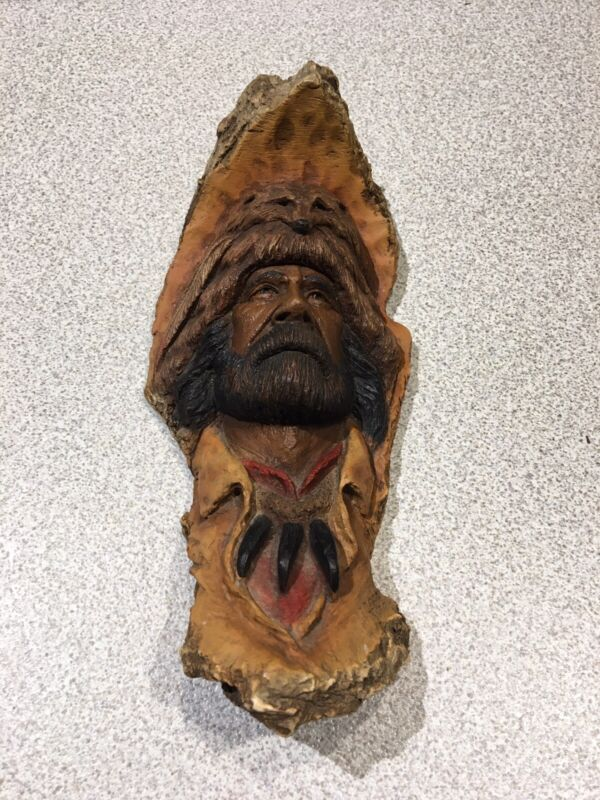 Jake The Mountain Man - Limited- Neil Rose Wall Hanging 420/2500