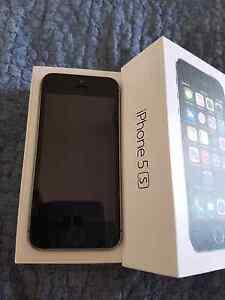 Grey 16g IPhone 5s Bundamba Ipswich City Preview