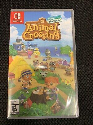 Animal Crossing: New Horizons – Nintendo Switch ... FREE SHIPPING ... K3