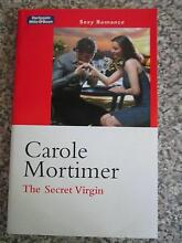 The Secret Virgin By Carole Mortimer Campbell North Canberra Preview