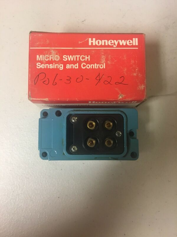 HONEYWELL 18PA1 Micro Switch, USED AND FREE SHIPPING