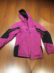 Columbia sz 10/12 girls winter coat