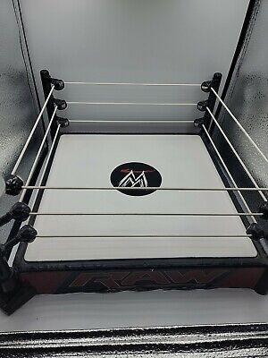 WWE Wrestling RAW Ring 2013 Mattel WWF Action Figures Toys