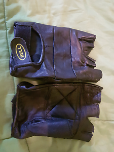 Bell fingerless riding gloves XXL Westminster Stirling Area Preview