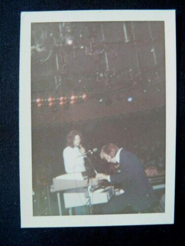 """Jim Morrison The Doors ORIGINAL 3.5"""" x 2.5"""" Photograph 1968/1969 Live Stage 14"""