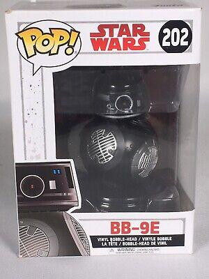 Funko Pop Star Wars BB-9E Episode VIII The Last Jedi #202 Vinyl Figure