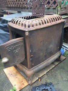 Antique Enterprise Wood burning Stove