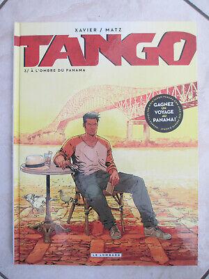 "Tango ,tome 3  ,E0 , A l'ombre du Panama """