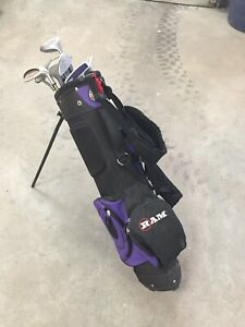 Ram Junior golf set