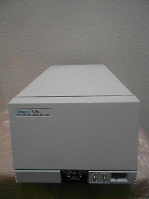 Waters 996 Photodiode Array Uvvisible Detector Powered On W Flashing Status Lit