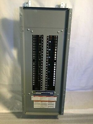 Square D Nqod 123614581500400011 125 Amp 208y120 Vac 3ph 42 Space Panel Guts