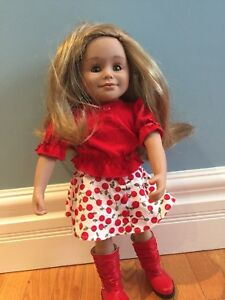 Maplelea Doll - just in time for Christmas!