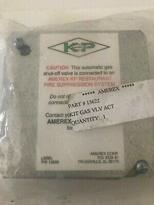 Amerex 12740 Gas Valve Trip Assembly
