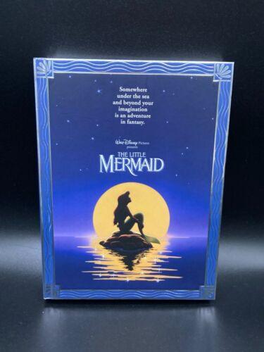 Disney The Little Mermaid Movie Poster Journal - Notebook