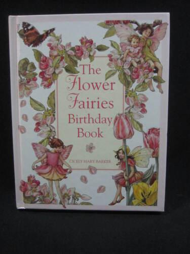 The Flower Fairies Birthday Book - Cicely Mary Barker