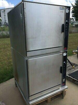 Groen Hy-12g Hyper Steam Oven 120 Volt Natural Gas Convection Steamer
