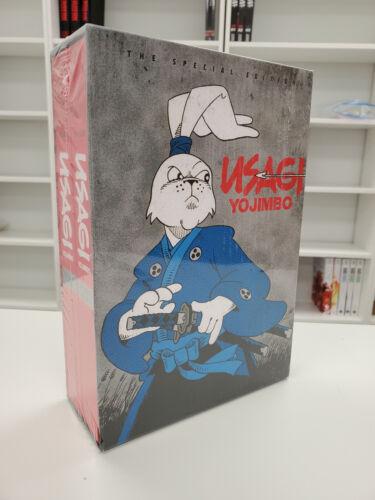 USAGI YOJIMBO Special Edition #1-2 HC Hardcover Box Set Slipcase SEALED Sakai