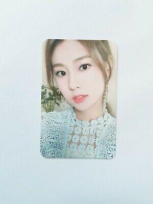 "IZ*ONE Kang Hyewon Limited Photocard - Official Photo Album ""Secret Time"""