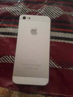 iphone 5 64gb read ad first  Westminster Stirling Area Preview
