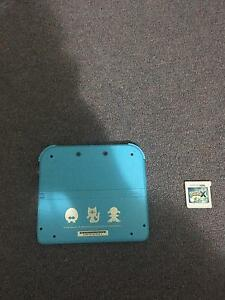 NEW LIMITED EDITION POKEMON MOON 2DS WITH GAME AND POKEMON X NEW Heatley Townsville City Preview