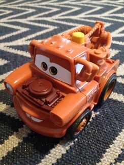 Disney Pixar Cars Red Mater From Maters Tall Tales Toys Indoor