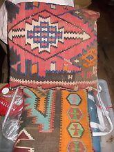 cushions-kilim  (2) 60 & 40 cm sq Mosman Mosman Area Preview
