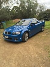 2012 HOLDEN VE SS THUNDER UTE SERIES 2 Narre Warren South Casey Area Preview