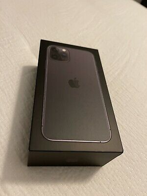 Apple iPhone 11 Pro - 256GB - Space Gray (Unlocked) - Excellent condition