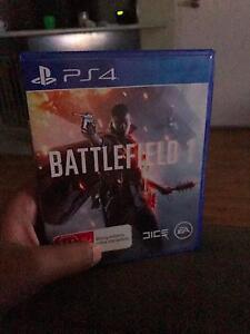 Battlefield 1 PS4 Canterbury Canterbury Area Preview