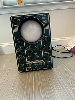 Untestedpowers On Dumont Cathode-ray Oscillograph Type 274