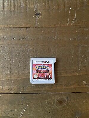 Pokemon Omega Ruby. Nintendo 3DS