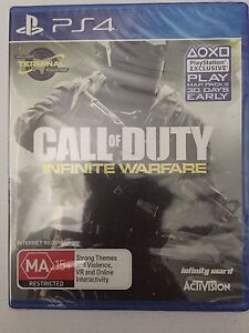 NEW Call of Duty Infinite Warfare PS4 Atwell Cockburn Area Preview