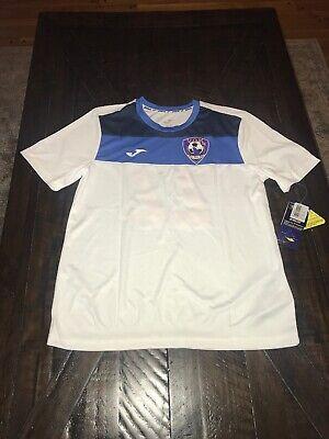 51a6087eb NWT Joma Soccer Jersey Youth L VUK Club Shirt New  22