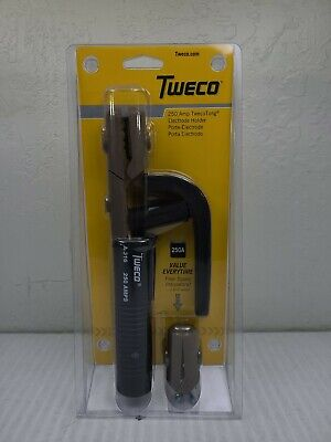 Tweco 250 Amp Electrode Holder A-316 Stock No. 9110-1102 Newsealed Free Ship