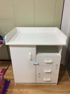 Wanted: Baby Change Table