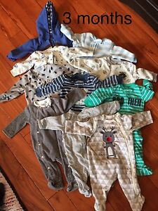 Boys 3 month clothing