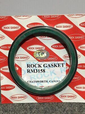 New Rock Gasket Engine Crankshaft Seal Rear RM3158