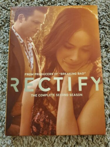 Rectify Season 2 DVD 3 Disc Set Complete With Slipcover  - $14.99
