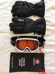 Snow Goggles Gloves Rossignol Great Condition Ballina Ballina Area Preview