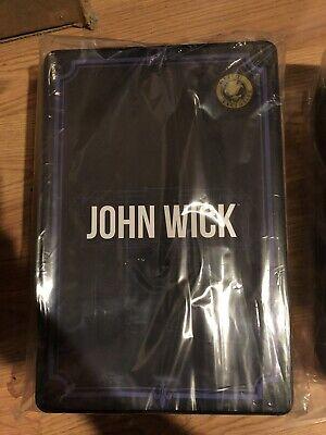 Mezco John Wick Chapter 2 Deluxe Edition One:12 Exclusive MDX In Hand