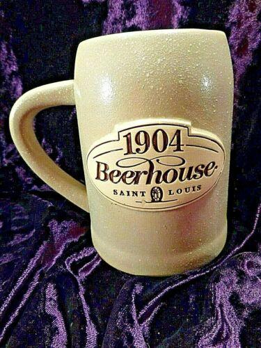 Beer Stein 1904 Beerhouse Saint Louis Ceramic Mug