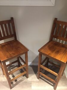 Handmade Bar Chairs / Stools
