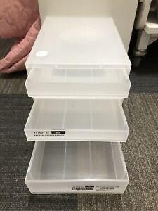 Plastic Drawers - 19cm x 26cm x 21cm