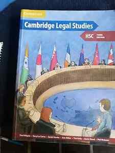 HSC legal studies textbook Westmead Parramatta Area Preview