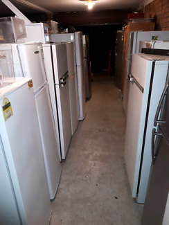 FRIDGES ON SALE EVERY DAY From $60.Every size and type.