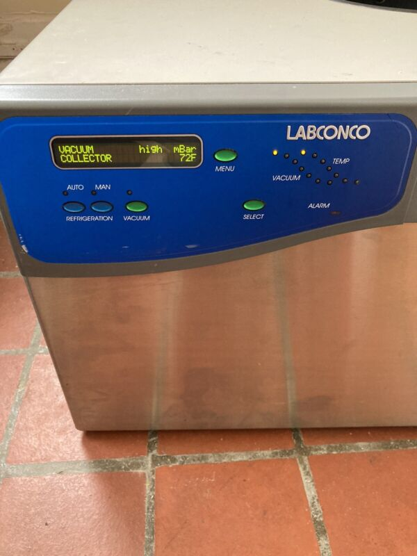 Labconco 4.5plus Freezone Benchtop Freeze Dryer