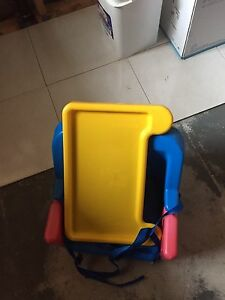 Booster seat for indoor