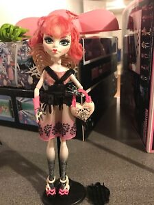 Limited edition Monster High C.A. Cupid sweet 1600 doll
