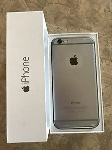 iPhone 6 Fido 16gb